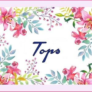 Here you can find Tops- Blouses -Shirts